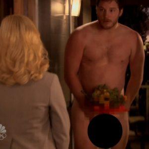Chris Pratt bulge nude