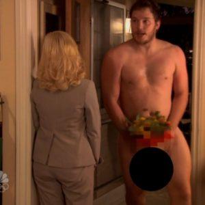 Chris Pratt cock nude