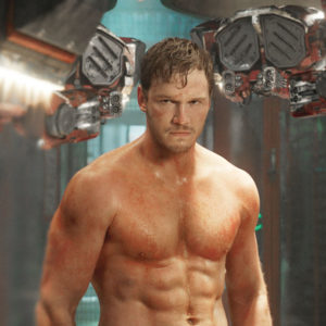 Chris Pratt hunk sexy