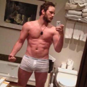 Chris Pratt leak sexy