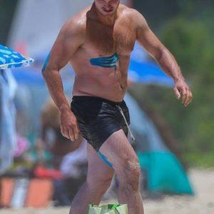 Chris Pratt penis nude