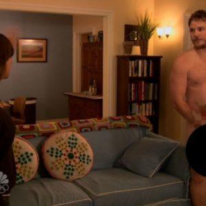 Chris Pratt porn nude