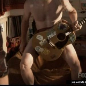 Chris Pratt ripped muscles nude