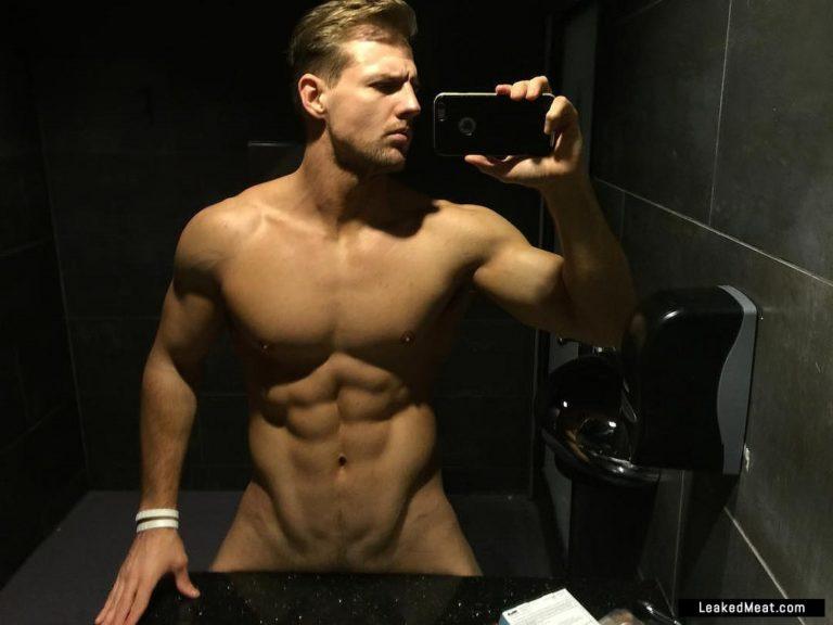 Cody Deal bum nude