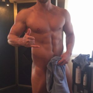 Cody Deal muscles nude