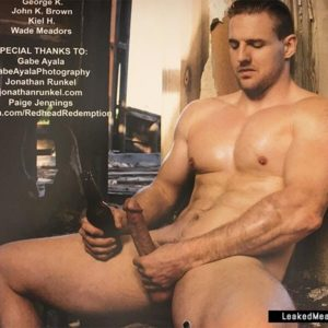 Cody Deal sexy shirtless photo nude