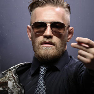 Conor McGregor bum sexy