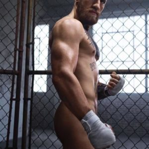 Conor McGregor chest sexy