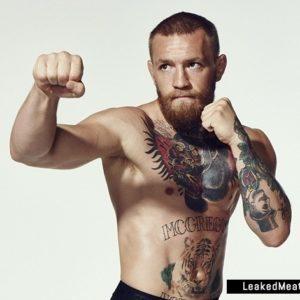 Conor McGregor hard nude
