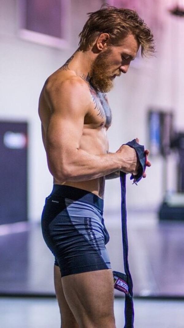 Conor McGregor Nude & Sexy Pics ( 67 Pics ) - Male Celebs