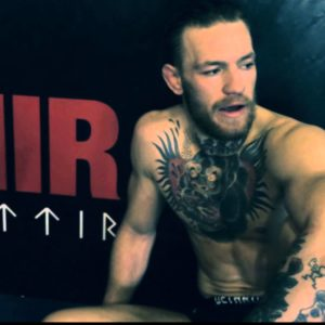 Conor McGregor uncensored nude pic sexy