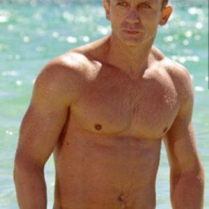 Daniel Craig bulge sexy