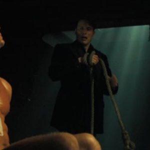 Daniel Craig hard nude