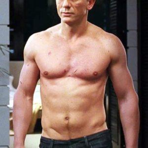 Daniel Craig leaked naked sexy