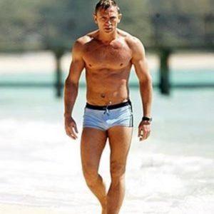 Daniel Craig leaked nude sexy
