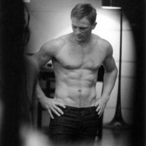 Daniel Craig nude sexy