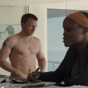 Daniel Craig porn nude