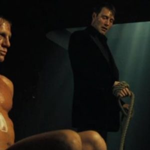 Daniel Craig ripped muscles nude