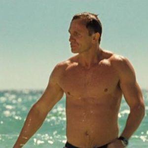 Daniel Craig sexy nude pic nude
