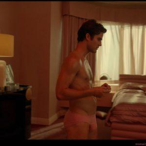 Darren Criss ass nude