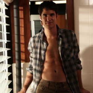Darren Criss dick slip sexy & shirtless