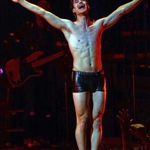 Darren Criss gay shirtless