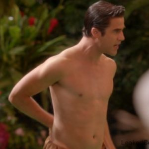 Darren Criss hunk sexy & shirtless