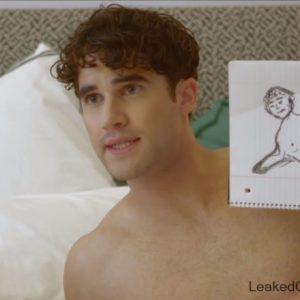 Darren Criss jerk off sexy & shirtless