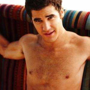 Darren Criss naked sexy & shirtless