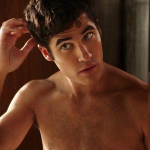 Darren Criss photo shoot sexy & shirtless