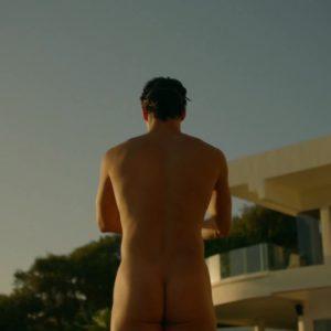 Darren Criss sexy shirtless photo nude