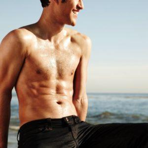 Darren Criss stud sexy & shirtless