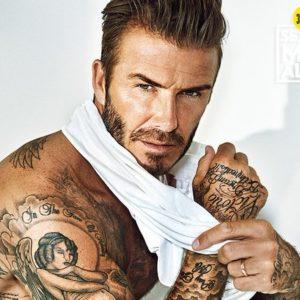 David Beckham bum sexy