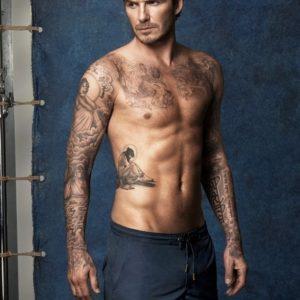 David Beckham fappening sexy