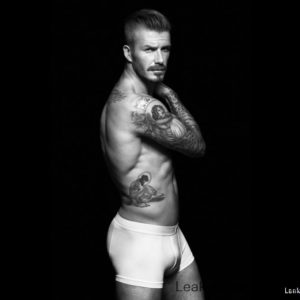 David Beckham naked nude