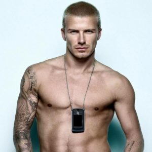 David Beckham stud sexy