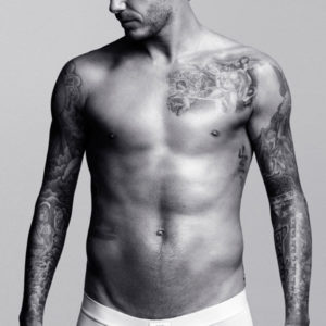 David Beckham uncensored nude pic nude