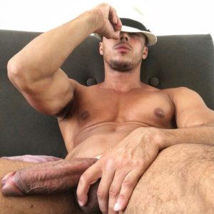 Diego Barros big muscles nude