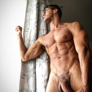 Diego Barros uncensored nude pic nude