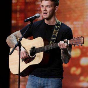 Ellis Lacy guitar