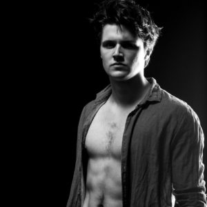 Eugene Simon dick slip shirtless
