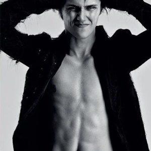 Eugene Simon fappening shirtless