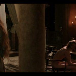 Eugene Simon leaked naked nude scenes