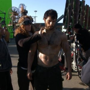 Henry Cavill bulge shirtless
