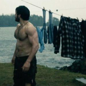 Henry Cavill full frontal shirtless