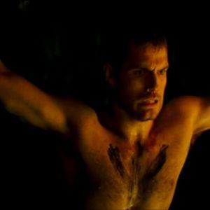 Henry Cavill hard shirtless