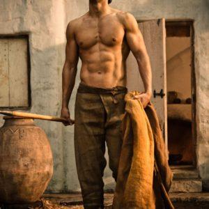 Henry Cavill jerk off shirtless