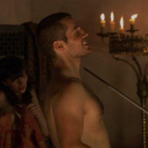 Henry Cavill nice muscles nude sex scene