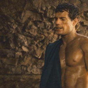 Henry Cavill nudes shirtless
