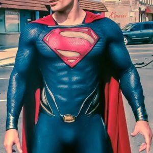 Henry Cavill ripped muscles bulge